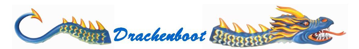 Drachenboot-Logo