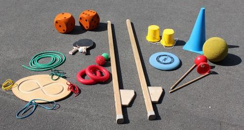 Pausenspielzeug